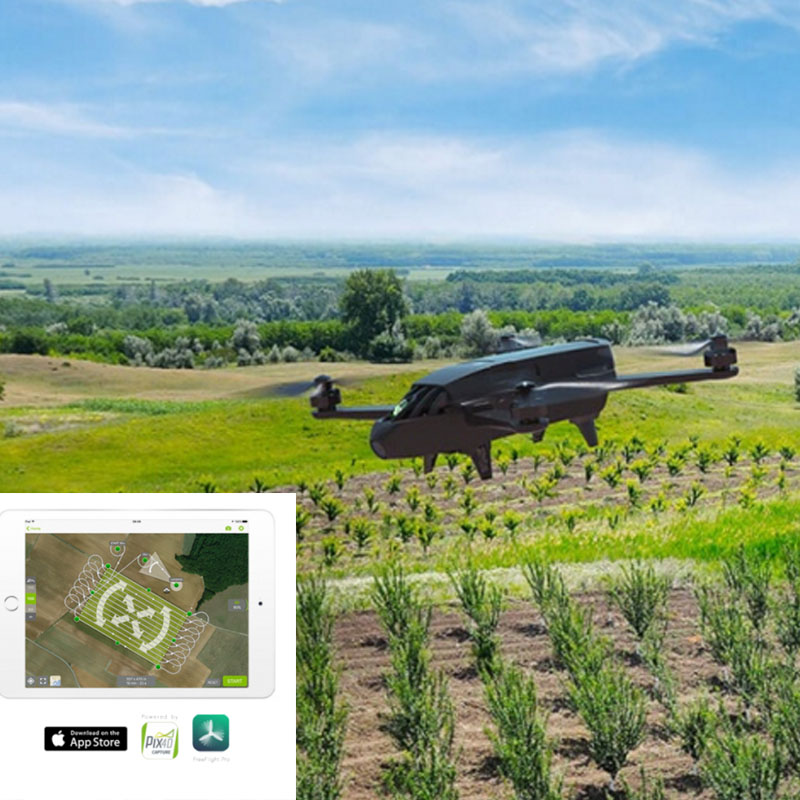 Defects of drones in agricultural applications